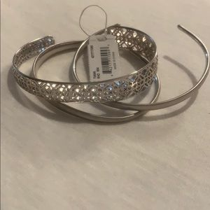 Kendra Scott Tiana bracelets set of 3 NWOT in bag